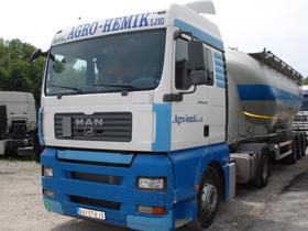Agro-Hemik Ljig kamioni