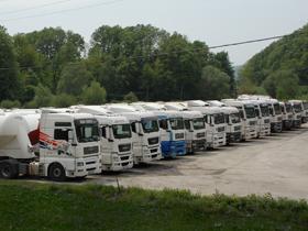 Agro-Hemik Ljig kamionski transport